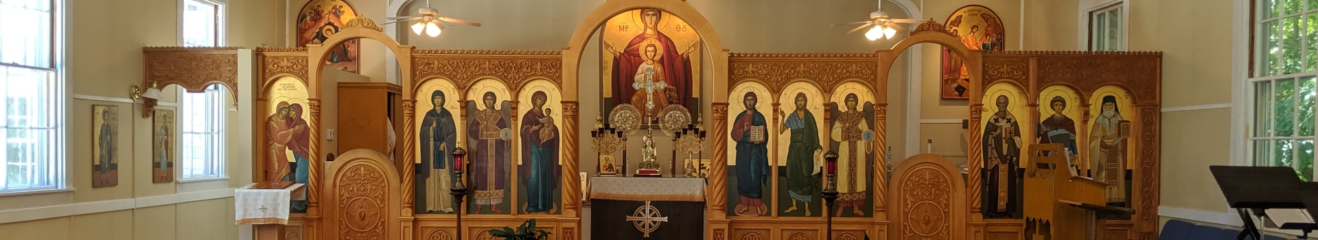 Fr. Benjamin Kjendal – March 11, 2018 Sermon  – Sunday of the Adoration of the Cross